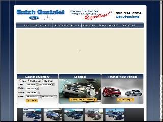 butch oustalet ford inc 9274 highway 49 gulfport harrison mississippi automotive. Black Bedroom Furniture Sets. Home Design Ideas